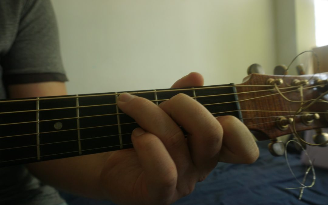 Chord Theory – Part 1: Major and Minor Triads